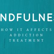 Mindfulness -- How it affects addiction treatment